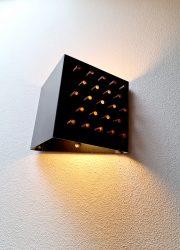 Dutch vintage design Raak sconces ceiling lamp model C 1516