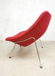 Oyster chair Artifort Pierre Paulin vintage Dutch design