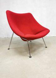 F157 Oyster chair artifort Pierre Paulin