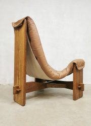 Brutalist design easy chair lounge fauteuil