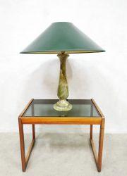vintage marble table lamp tafellamp marmer 4