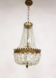 gold gilded brass kroonluchter chandelier