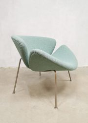 orange slice artifort easy chair lounge fauteuil Pierre Paulin