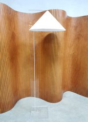 space age floor lamp Harco Loor Haarlem vloerlamp