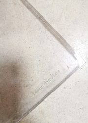 Vintage Plexiglass Perspex floor lamp vloerlamp Harco Loor