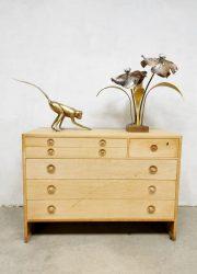 Danish design midcentury cabinet kast Hans Wegner Ry Mobelfabrik