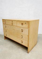 Ry Mobler cabinet Hans Wegner light oak series