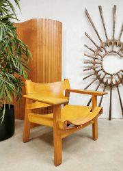 midcentury design spanish chair Borge Mogensen Frederica armchairs