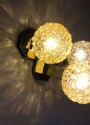 midcentury design wall sconce wandlamp motoko ishii staff