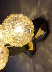 Midcentury design wall sconce wandlamp Staff Leuchten 'be-dazzeled'