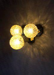 German design bubble lamp wall sconce Motoko Ishii midcentury design lamp