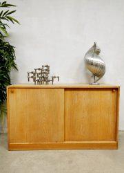 KP Mobler sideboard cabinet light oak Kurt Ostervig