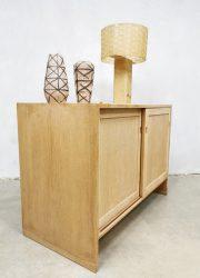 vintage sideboard Ry Mobler Hans Wegner cabinet light oak series