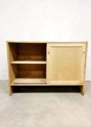 Hans Wegner light oak series cabinet sideboard Mobelfabrik