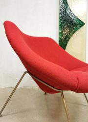 vintage design Oyster Pierre Paulin lounge chair
