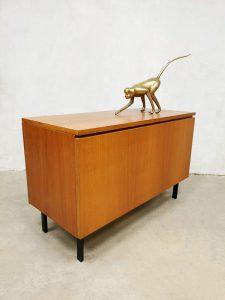 Vintage cabinet blanket chest kast dekenkist Musterring