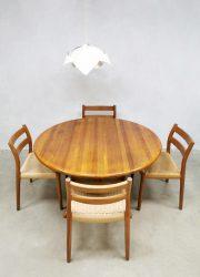 udme Mobelfabrik Moller dining table eetkamertafel