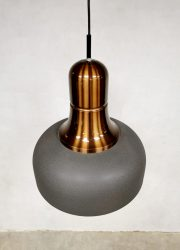 koper copper Dutch design pendant Raak hanglamp Amsterdam