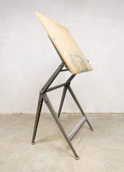 Industrial drawing table Friso Kramer Ahrend de Cirkel tekentafel