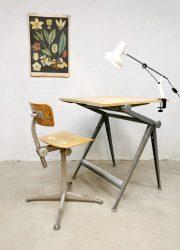 Friso Kramer drawing table tekentafel Ahrend de Cirkel