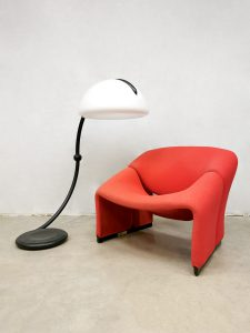 Artifort Dutch design 'Groovy' chair Pierre Paulin F580 'early edition'
