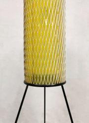 minimalism floor lamo rocket lamp Josef Hurka