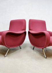 vintage design icon Marco Zanuso chair fifties Arflex