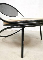 midcentury easy fauteuil Paris France Mathieu Mategot