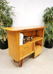 cabinet vintage tv meubel kast 3