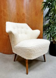 midcentury design teddy cocktail stoelen lounge easy chairs expo stoel Artifort Theo Ruth