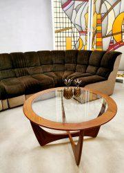 vintage seating group sofa modulaire lounge bank