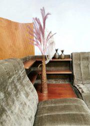 vintage modulaire sofa Laauser bank modular sofa