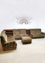 vintage modular sofa modulaire sofa seating group ultimate cocooning