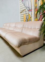 vintage modulaire lounge bank elementen bank modular sofa velvet