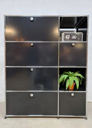 Design wall unit cabinet wandkast office furniture USM Haller