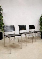 Dutch design dining chairs eetkamerstoelen Martin Visser 'T Spectrum SZ06