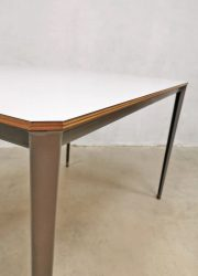 Dutch design Wim Rietveld office table tafel Ahrend de Cirkel