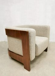 Italian art deco style armchairs fauteuil