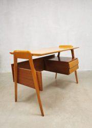 Vittorio Dassi desk bureau Italian design midcentury modern