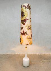 Bergboms vintage vloerlamp floorlamp sixties design