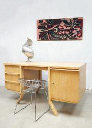 Midcentury rare vintage writing desk bureau Cees Braakman Pastoe EB04