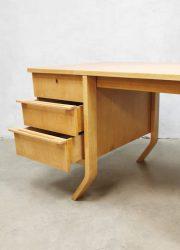 Dutch design Pastoe Cees Braakman desk 1950 EB04 bureau