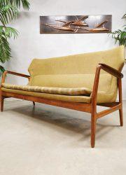 Vintage bank sofa Aksel Bender Madsen for Bovenkamp 1960s