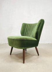 expo chair vintage cocktail stoel clubchair fifties sixties