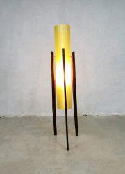 Novoplast czech design tripod floor lamp