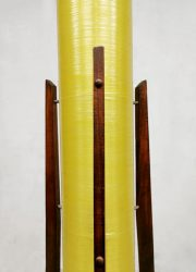 Vintage design tripod rocket floor lamp driepoot vloerlamp Novoplast (3)