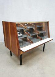 vintage toonbank industrieel counter industrial design cabinet chest of dwawers
