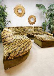 Laauser sofa modulaire bank German design elementen bank