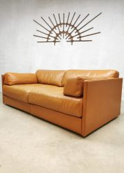 vintage leren lounge bank de Sede ds 76 modular