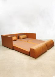 vintage leren bank day bed slaapbank de Sede 76
